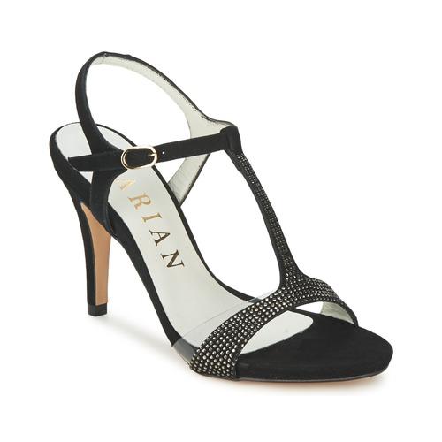 Sandale Marian ANTE FINO Noir 350x350