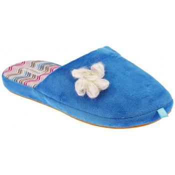 Chaussures Femme Chaussons De Fonseca Wavesdi Pantoufles