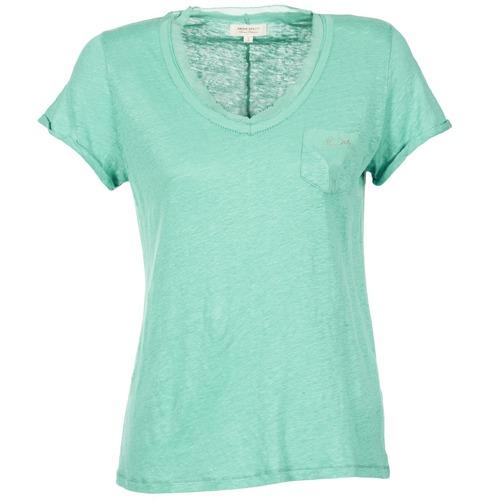 Vêtements Femme T-shirts manches courtes Miss Sixty FIONA Vert