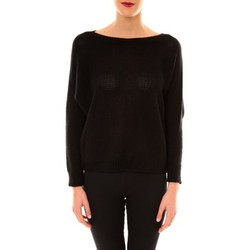 Vêtements Femme Pulls De Fil En Aiguille Pull Galina noir Noir