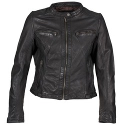 Vêtements Femme Vestes en cuir / synthétiques Redskins DIANA Noir