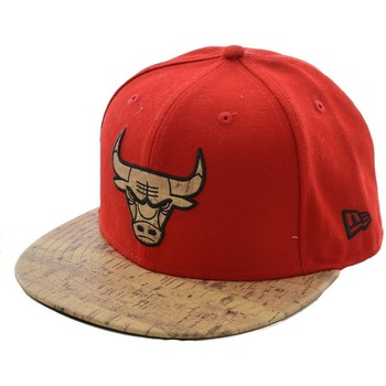 Casquettes New Era casquettes  fitted cork chibul rouge