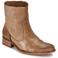 Chaussures Femme Boots n.d.c. SANDRINE SOFTY BRILLO Or