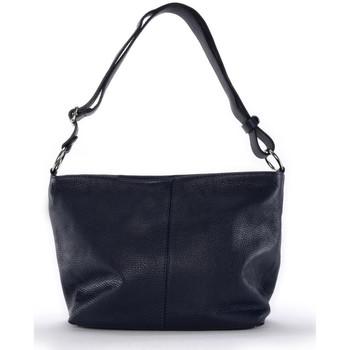 Sacs Femme Sacs porté épaule Oh My Bag Sac à Main cuir femme - Modèle KUTA bleu foncé BLEU FONCE