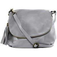 Sacs Femme Sacs porté épaule Oh My Bag Sac à Main cuir souple - Modèle 72 heures (petit) gris clair GRIS CLAIR