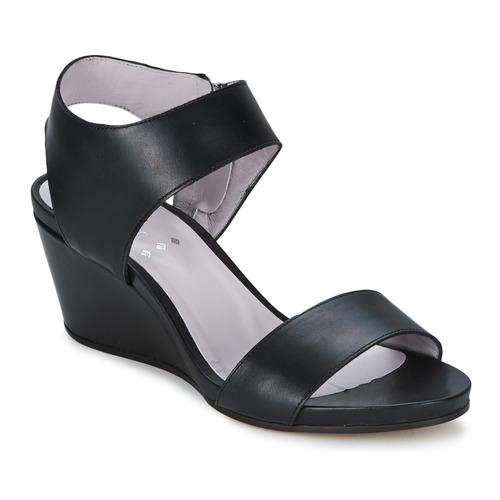 Sandale Perlato SELCETTA Noir 350x350