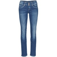 Vêtements Femme Jeans droit Pepe jeans GEN Bleu D45