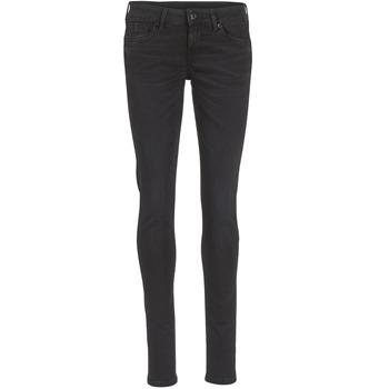 Vêtements Femme Jeans skinny Pepe jeans SOHO S98 Noir