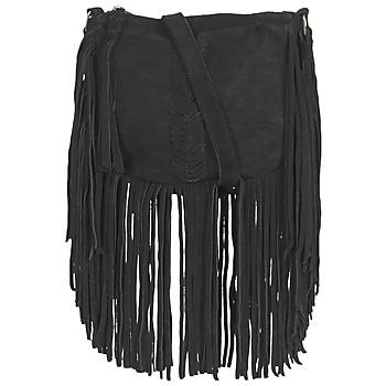 Sacs Femme Sacs Bandoulière Pepe jeans BELL Noir
