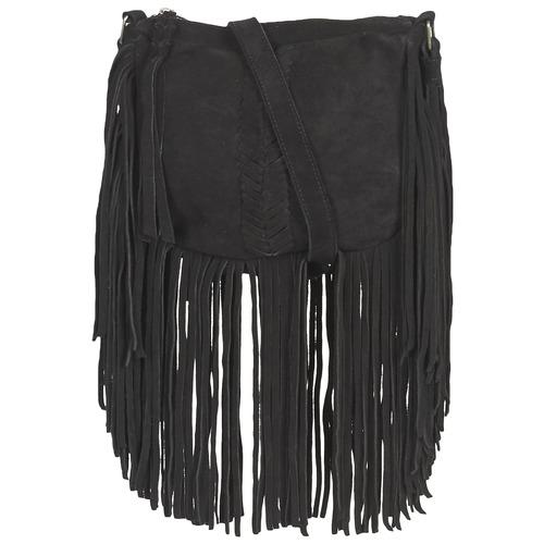Besaces / Sacs bandoulière Pepe jeans BELL Noir 350x350