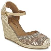 Chaussures Femme Sandales et Nu-pieds Spot on BERZI Taupe