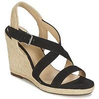 Chaussures Femme Sandales et Nu-pieds Jonak AQUAL Noir