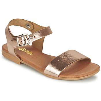 Sandale Citrouille et Compagnie JOUBI Cuivre 350x350