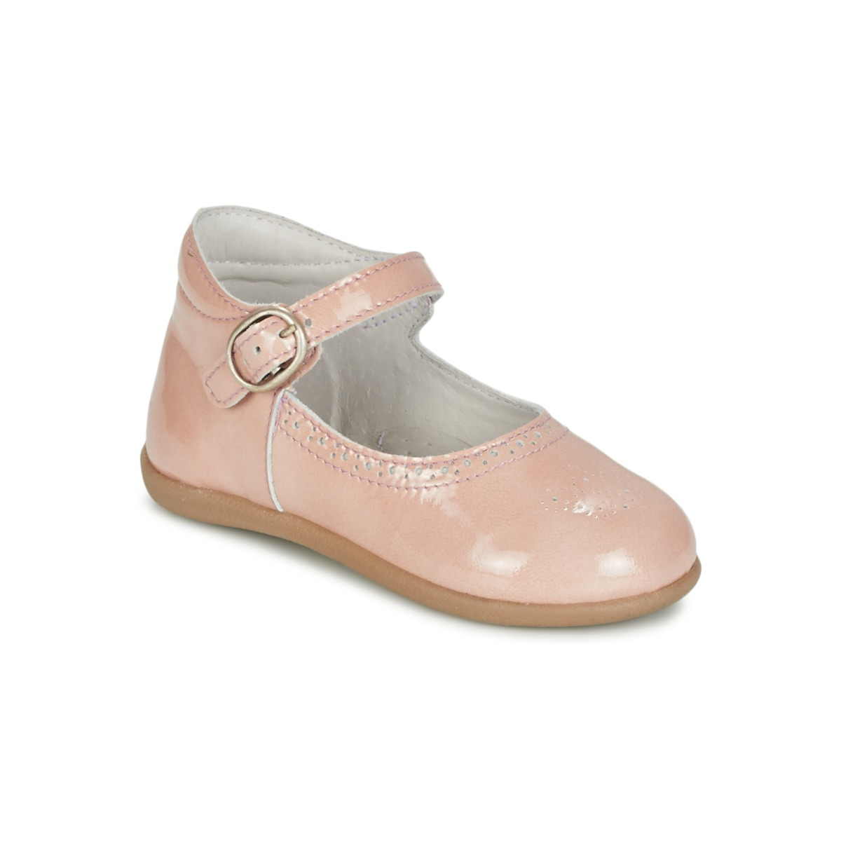 Ballerines Citrouille et Compagnie BOUJBOUJ Rose