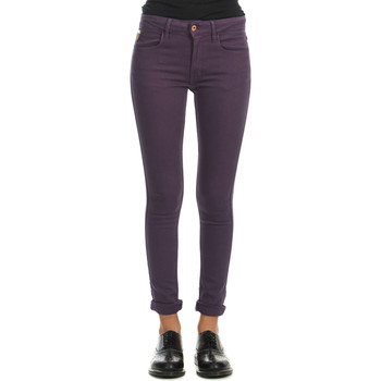 Jeans April 77 jeans jett flesh slim violet femme