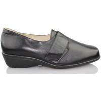 Chaussures Femme Richelieu Sana Pies SANAPIES NAPA CERVINO NOIR