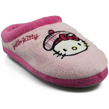 Chaussures Fille Chaussons Hello Kitty KAMELLE ROSE