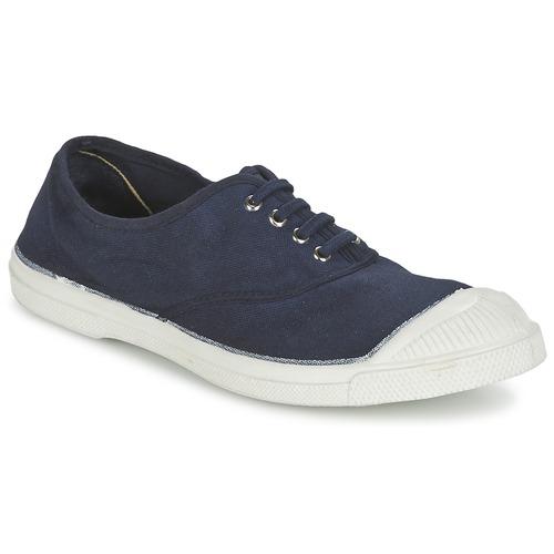 Chaussures Femme Baskets basses Bensimon TENNIS LACET Marine