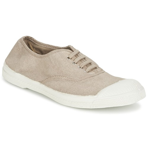 Chaussures Femme Baskets basses Bensimon TENNIS LACET Dark Beige