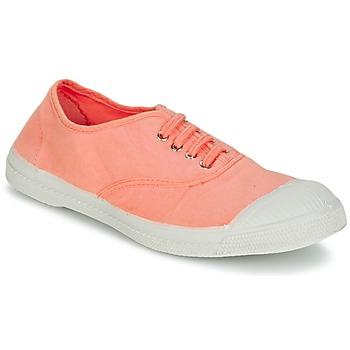 Chaussures Femme Baskets basses Bensimon TENNIS LACET Corail