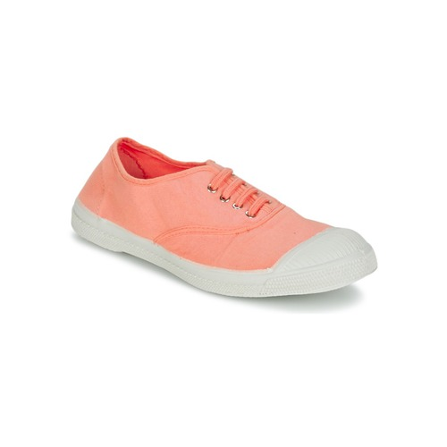 Baskets mode Bensimon TENNIS LACET Corail 350x350