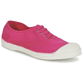 Baskets mode Bensimon TENNIS LACET Fushia 350x350