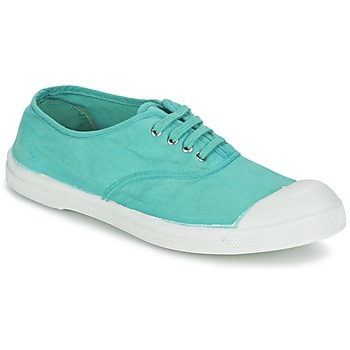 Baskets mode Bensimon TENNIS LACET Turquoise 350x350
