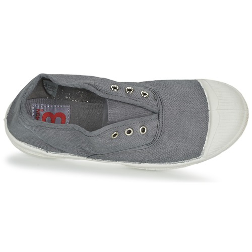 Chaussures Gris Bensimon Elly Enfant Basses Tennis Baskets 8ONkXwP0n
