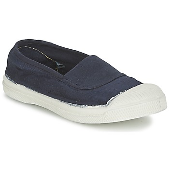 Ballerines Enfant bensimon tennis elastique