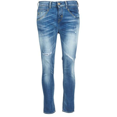 Jeans Meltin'pot LEIA Bleu clair 350x350