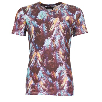 Vêtements Homme T-shirts manches courtes Eleven Paris BATHUG Multicolore