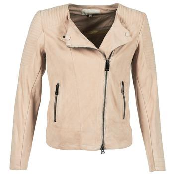 Vêtements Femme Vestes en cuir / synthétiques Oakwood 61903 Rose clair
