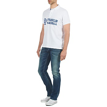Polos Courtes Aylen Blanc Homme Franklinamp; Vêtements Manches Marshall WEDe92IHY