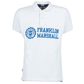 T-shirts & Polos Franklin & Marshall AYLEN Blanc 350x350