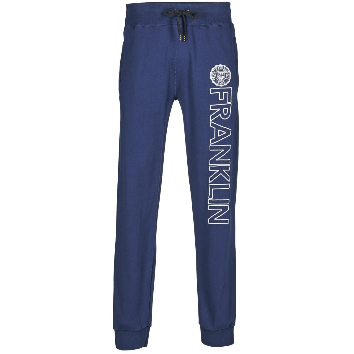 Joggings / Survêtements Franklin & Marshall ALLEN Marine