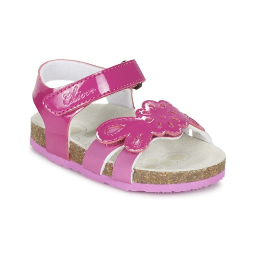 Chaussures Fille Sandales et Nu-pieds Chicco HAMALIA Rose