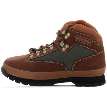 Chaussures Homme Boots Timberland Euro Hiker - Ref. A11UL Marron