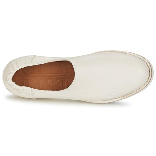 Femme Blanc Shabbies Stan Slip Ons Ajc34Lq5R