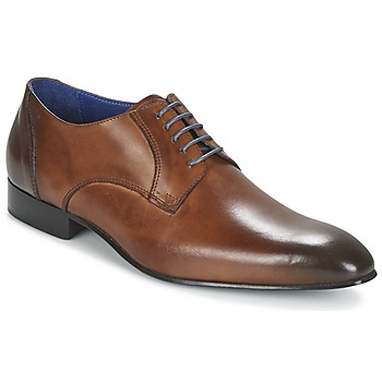 Chaussures Homme Derbies Carlington EMRONE Marron