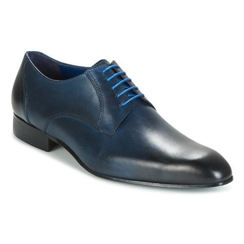 Chaussures Homme Derbies Carlington EMRONE Marine
