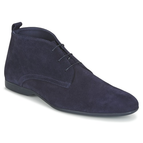 Chaussures Homme Boots Carlington EONARD Bleu