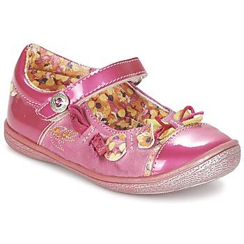 Chaussures Fille Ballerines / babies Catimini COLIBRI Fuschia
