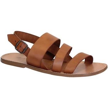 Chaussures Homme Sandales et Nu-pieds Gianluca - L'artigiano Del Cuoio 507 U CUOIO CUOIO Cuoio