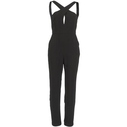 Vêtements Femme Combinaisons / Salopettes BCBGeneration BLANDINE Noir