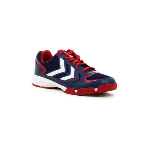 Chaussures Sport Indoor Hummel Celestial X5 Marine/rouge