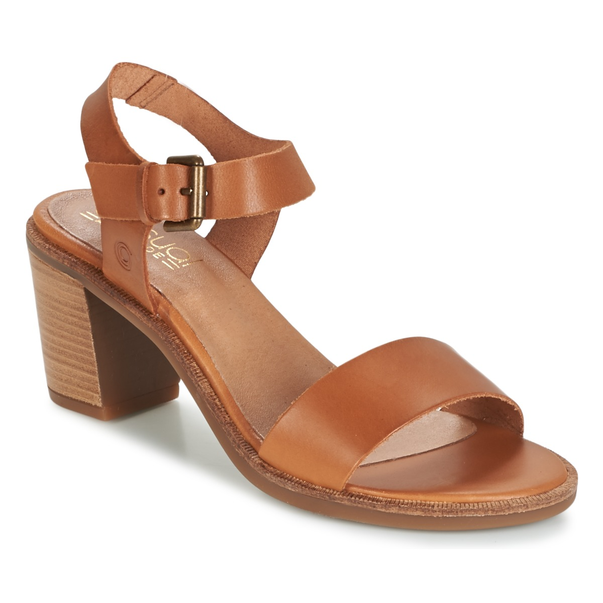 Sandale Casual Attitude CAILLE Camel