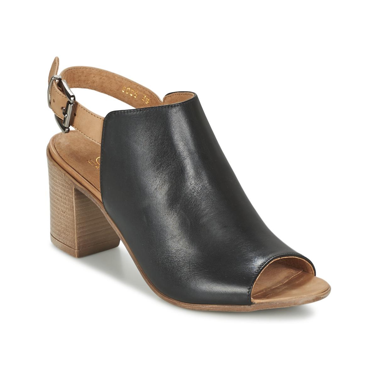 Sandale Casual Attitude SERIN Noir