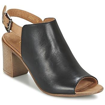 Sandale Casual Attitude SERIN Noir 350x350