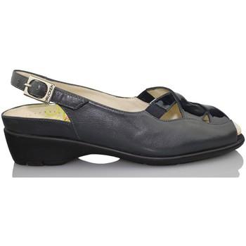 Chaussures Femme Sandales et Nu-pieds Drucker Calzapedic orthopédique femme de chaussures BLEU