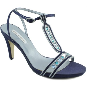 Chaussures Femme Sandales et Nu-pieds Angel Alarcon ANG ALARCON OPORTO BLEU